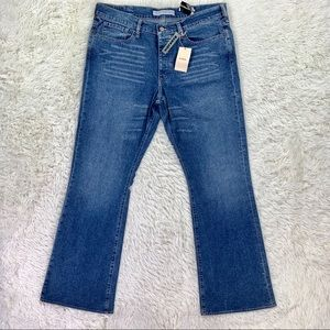 Men's Express Extreme Bootcut Button Fly Jeans